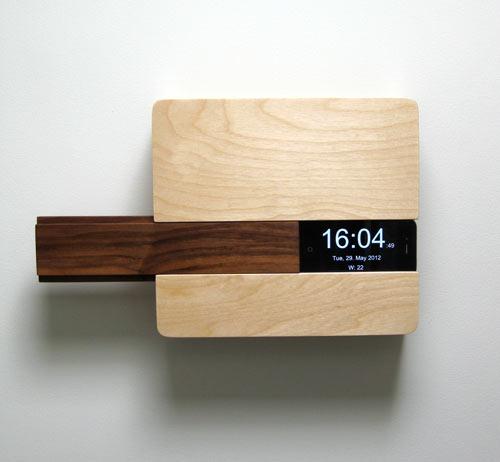 《木质大空间创意收纳宝盒 只为忙碌的人》