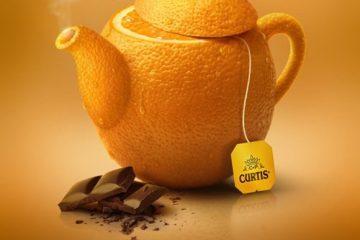 美味有趣的水果创意图片广告