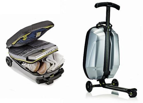 《让我们一起踩着踏板去旅游吧!踏板旅行包诞生》