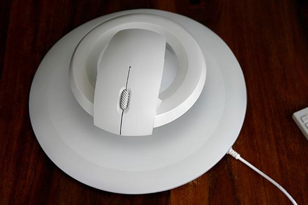 《无线悬浮鼠标 电脑控的福音来了》