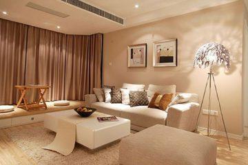 新房装修攻略 温馨淡雅的家居