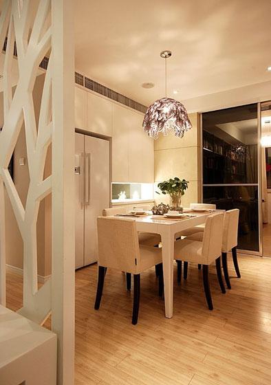 《新房装修攻略 温馨淡雅的家居》