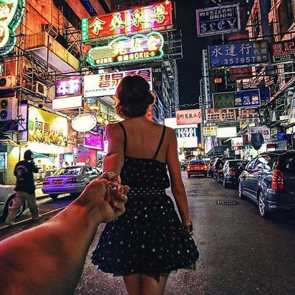 《与女友在一起怎么才浪漫?这才是浪漫之旅》