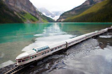 童话般的火车之旅 美丽的加拿大