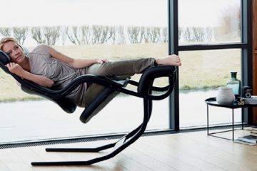 能够轻松改变重力的舒适靠椅