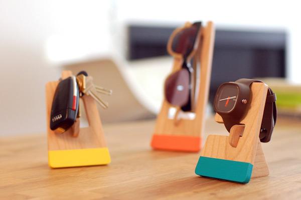 《简易时尚的办公桌的收纳器 办公桌饰物》