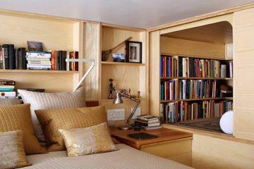 来感受这个仅有22平米的舒适公寓吧! 小空间高效利用