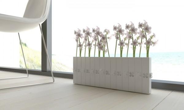 《让花瓶可以像积木一样随心所以 模块化花瓶》