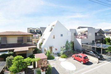 重视自然感官的日本房屋清新装修
