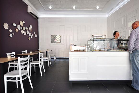 《走进BY Josephine感受不一样的糕点店》