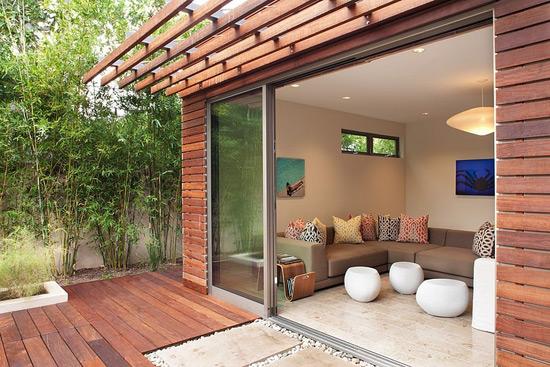 《加州豪华别墅装修设计 简洁中的舒适奢华》