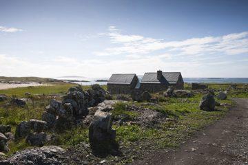 海景创意的石头屋 石头房屋创意改造