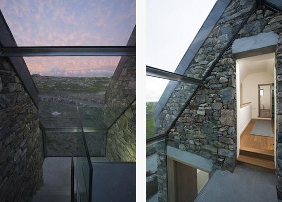 《海景创意的石头屋 石头房屋创意改造》