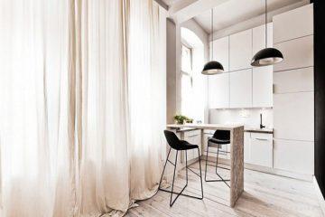 温馨舒适的29平米超小型公寓改造