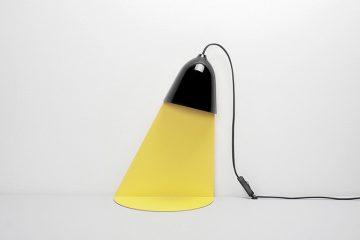 创意台灯设计:永不熄灭的光