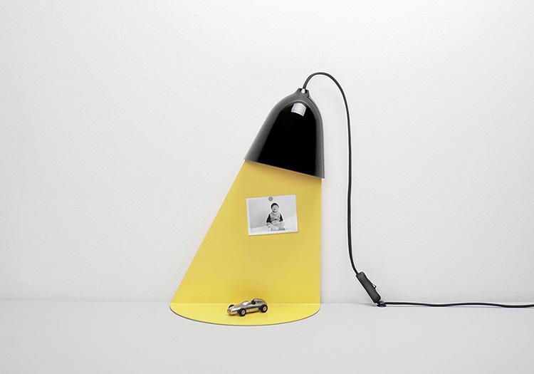 《创意台灯设计:永不熄灭的光》