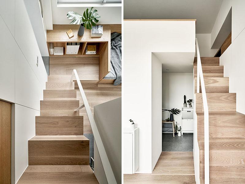 《空间被充分利用的22平超小型公寓改造》