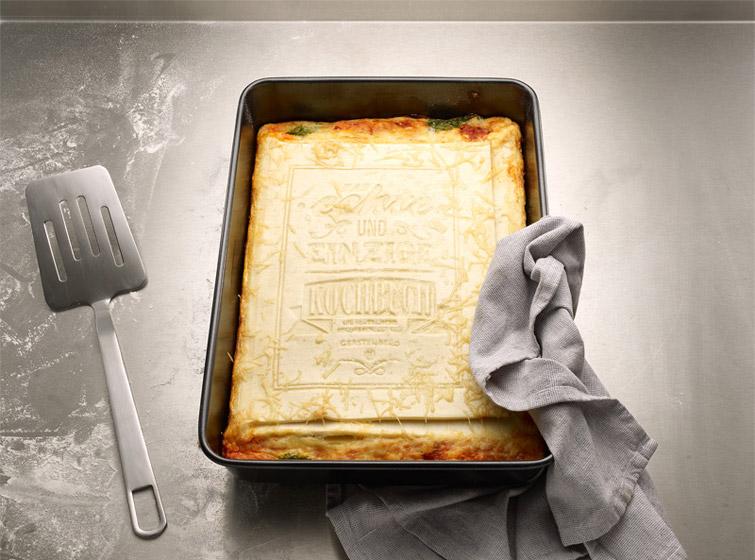 《一本100%新鲜的意大利面制成的可吃食谱》