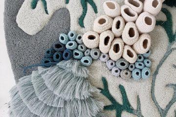 来自于亚特兰蒂斯海洋世界的地毯设计灵感